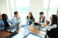 Entrepreneurs And Business People Conference In Modern Meeting Room. Stock Photography - 88139202