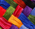 Embroidery Thread Background Stock Photography - 8821722