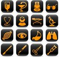 Medical Icons Stock Photography - 8826412