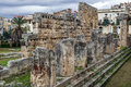Ruins In Syracuse Stock Photography - 88281602