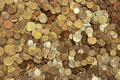 Many Coins Royalty Free Stock Image - 8837616