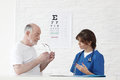 Vision Test Stock Photo - 88333140