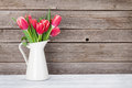Red Tulips Bouquet Stock Photos - 88337373