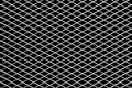 Metal Mesh Plating Isolated Against A Black Background Stock Photography - 88367112