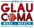 Commemorative Design For Glaucoma Week In March With Sick Eye, Vector Illustration Stock Photos - 88386993