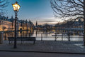 Sunset At The Dutch Parliament And Government Building Stock Photography - 88410842