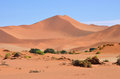 Sossusvlei, Namib Naukluft National Park, Namibia Royalty Free Stock Image - 88437746