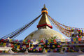 Boudhanath Stupa In The Kathmandu Valley Stock Images - 88440174