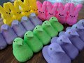 Easter Marshmallow Peeps Royalty Free Stock Photography - 88464237
