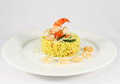 Risotto With Royal Shrimp 4 Stock Photography - 88503132