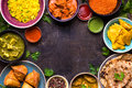 Assorted Indian Food Stock Image - 88512791