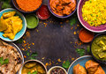 Assorted Indian Food Stock Images - 88514424
