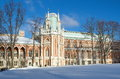 The Museum-reserve `Tsaritsyno`, Moscow, Russia Royalty Free Stock Images - 88551939
