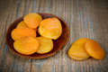 Dried Apricot Stock Photography - 88554052