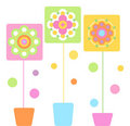 Colourful Flowers Royalty Free Stock Image - 8864516