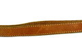 Brown Leather Belt Stock Image - 88612691