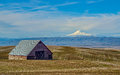 Mount Adams On An Early Spring Day Royalty Free Stock Photos - 88651578