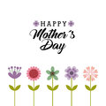 Happy Mother`s Day Design Royalty Free Stock Photos - 88656938