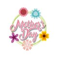 Happy Mother`s Day Design Royalty Free Stock Images - 88661539