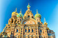 Church Of The Savior On Spilled Blood, St. Petersburg, Russia Royalty Free Stock Photo - 88756545