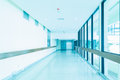 Empty Hallway In The Hospital Royalty Free Stock Photography - 88793147