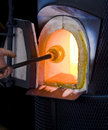 Firing Glass Stock Images - 8883284