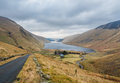 Typical Scottish Landscape In Winter Stock Photos - 88835573