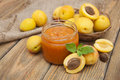 Apricot Jam Stock Images - 88913344