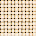Picnic Basket Weave Royalty Free Stock Photography - 896357