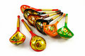 Russian Wooden Spoons Royalty Free Stock Image - 8902956
