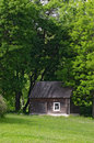 Little House With Trees Stock Images - 8903104