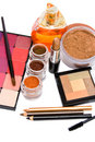 Make-up Set Royalty Free Stock Photos - 8905648