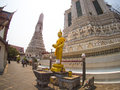 Wat Arun Temple Or The Temple Of Dawn In Bangkok, Thailand Royalty Free Stock Photography - 89000547