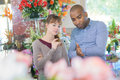 Ordering Flowers For Event Stock Photo - 89031520