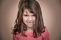 Angry Young Girl Royalty Free Stock Photos - 89092418