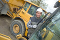Heavy Equipment In Site Royalty Free Stock Images - 89109119