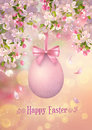 Happy Easter Card Stock Photography - 89117232