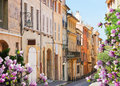 Beautiful Old Town Of Provence Royalty Free Stock Photography - 89130447