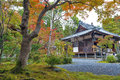 Sekizan Zen-in, Japanese Temple In Kyoto During Autumn Royalty Free Stock Photography - 89139417