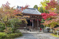 Sekizan Zen-in, Japanese Temple In Kyoto During Autumn Stock Images - 89139724