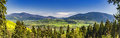 Mountains In Beskydy /panorama/ Royalty Free Stock Photo - 89149365