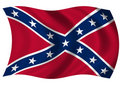 Confederate Naval Jack Stock Images - 8925044
