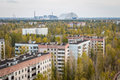 Pripyat Ghost Town In The Ukraine Royalty Free Stock Photography - 89222267