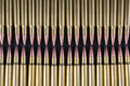 Rows Of Ammo Together Royalty Free Stock Images - 89237709