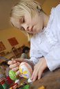 Easter Eggs Royalty Free Stock Photography - 8934977