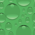 Dew On A Green Background. Stock Image - 89318741