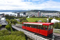 Wellington Cable Car Royalty Free Stock Image - 89330956