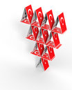 Turkish House Of Cards Stock Image - 89359651