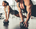 At The Gym Stock Image - 89406241