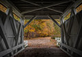 Everett Road Covered Bridge Stock Photography - 89409992